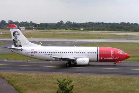 billige billetter til new york norwegian